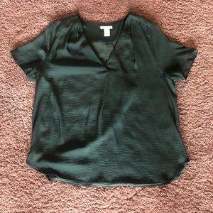 HM flowy blouse